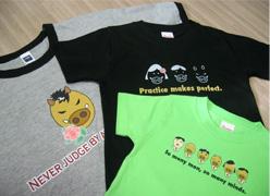 Tシャツ3枚