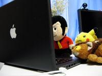MacBook黒